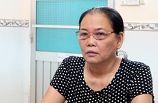 安江省一名女子因涉嫌颠覆人民政权罪获起诉
