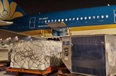 航空向货运转化 为贸易往来提供保障