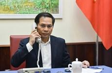 越南与各伙伴互换新冠肺炎疫情防控经验