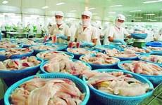 受疫情影响下的九龙江三角洲多省出口金额形势依然向好