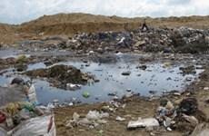 把生物技术应用于垃圾填埋场垃圾渗漏液污染控制工作