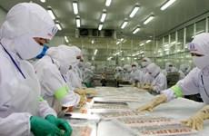 坚江省第一季度出口额增长32%以上