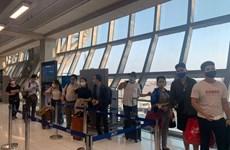 越南驻泰国大使馆努力将在素万那普国际机场滞留的公民运送回国