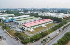 前江省鼓励企业对各工业区进行投资