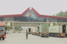 新冠肺炎疫情:配合控制各口岸的货物运输工具