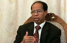 越南政府总理阮春福就索马里前总理逝世致唁电