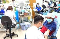 全民无偿献血日20周年:致力建设一个健康且颇具人道主义的社会