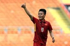亚足联将越南球员光海选为抗击新冠肺炎疫情的启发者