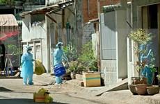 越南新增4例新冠肺炎确诊病例累计确诊病例249例