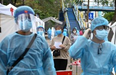 新冠肺炎疫情:河内市准备好疫情四级应急响应方案