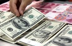4月8日越盾对美元汇率中间价下调5越盾