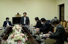 河南省就在该省发现一例新冠肺炎确诊病例一事召开紧急会议