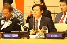 越南呼吁国际社会有关各方确保马里人民的安全