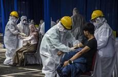 新冠肺炎疫情:印尼单日新增247例新冠肺炎确诊病例