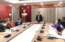 河内市委书记王廷惠:河内高度重视加快公共投资项目的实施