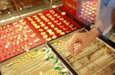 越南国内黄金价格保持稳定