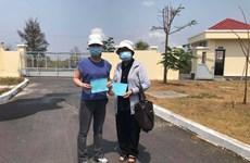 新冠肺炎疫情:越南新增2例治愈病例