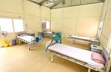 新冠肺炎疫情:建设部制定建立野战医院方案