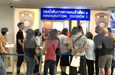 泰国为因新冠肺炎疫情影响而滞留在当地的外国人提供签证延期服务