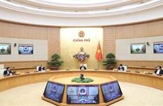 阮春福总理:严格处理不遵守社会距离规定的人员