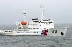美国国防部谴责中国在东海撞沉越南渔船的行为