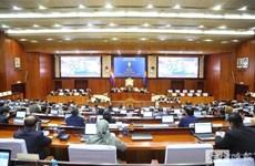 柬埔寨国会通过《国家紧急状态法》草案