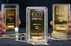 越南国内黄金价格上涨50万越盾