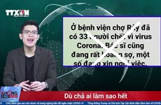 越通社《对虚假新闻说不》以15种语言版本亮相