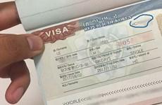 韩国将于2020年4月13日零时起暂停短期签证的效力