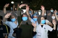 越通社简讯2020.4.12