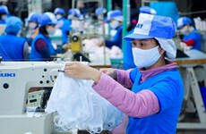 越南纺织集团推出Vinatex品牌防疫口罩