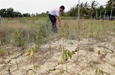气候变化:增强社会对高效节约用水的责任意识是当务之急