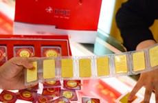 越南国内黄金价格接近4900万越盾