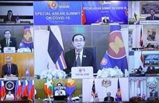 """泰国媒体:东盟要向世界证明东盟""""不抛弃、不放弃任何人"""""""