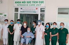 新冠肺炎疫情:4月14日越南全国治愈病例为22例