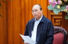 越南政府总理要求制定《2021-2025五年经济社会发展计划》