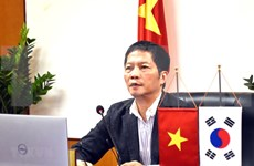 加强越南与韩国供应链互联互通