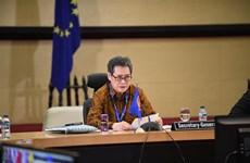 东盟抗击新冠肺炎疫情领导人特别会议:地区团结的象征