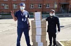新冠肺炎疫情:在俄罗斯和捷克越南人与当地政府携手抗击疫情