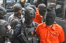 印尼抓获4名恐怖嫌疑人