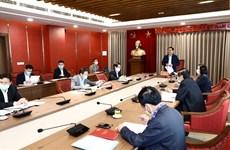 河内市委书记王廷惠:防疫和减少疫情损失是头等优先任务