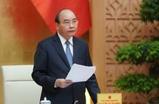 越南政府总理阮春福:防疫工作绝不能放松
