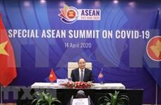 进一步促进东盟和东盟与中日韩合作抗击疫情以保障活跃可持续发展