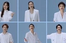 《谢谢——沉默的战士》音乐视频迅速火遍全网