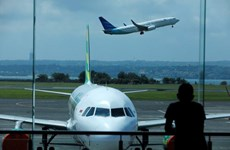 印度尼西亚超过日本成为世界第三大航空市场