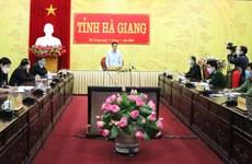 河江省对第268例病例所居住的拼统村实施封锁  对其接受治疗的门诊和医院进行隔离