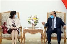 古巴愿与越南合作开展新冠肺炎药物研发