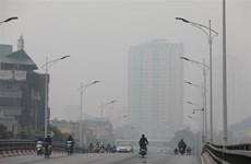 人类活动是空气质量变化的重要原因