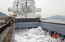 超过4000吨大米获得清关