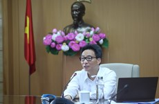 武德儋副总理:不管困难重重 只要齐心协力越南必定打赢新冠肺炎疫情防控阻击战